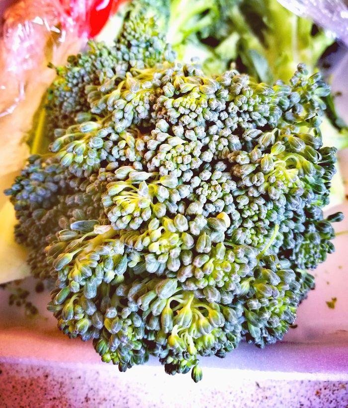 Freshness Close-up Large Group Of Objects Green Color Brokoli Vegetarian Food Vegetable Food