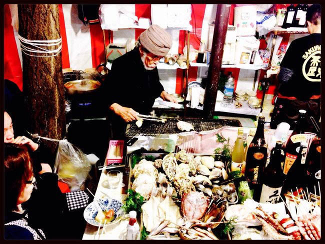Streetfood / Soul Food / Grill in Heaven / 熊手 / 屋台 Introducing Culture Of Japan Which Must Be Left To The Future…… 未来に残す日本の文化