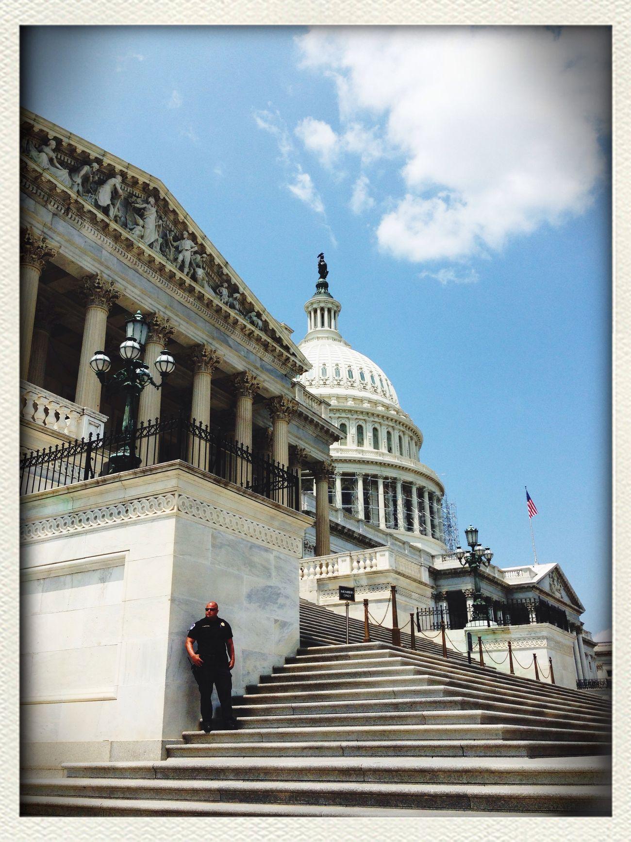 About to meet Congressman Robert Aderholt