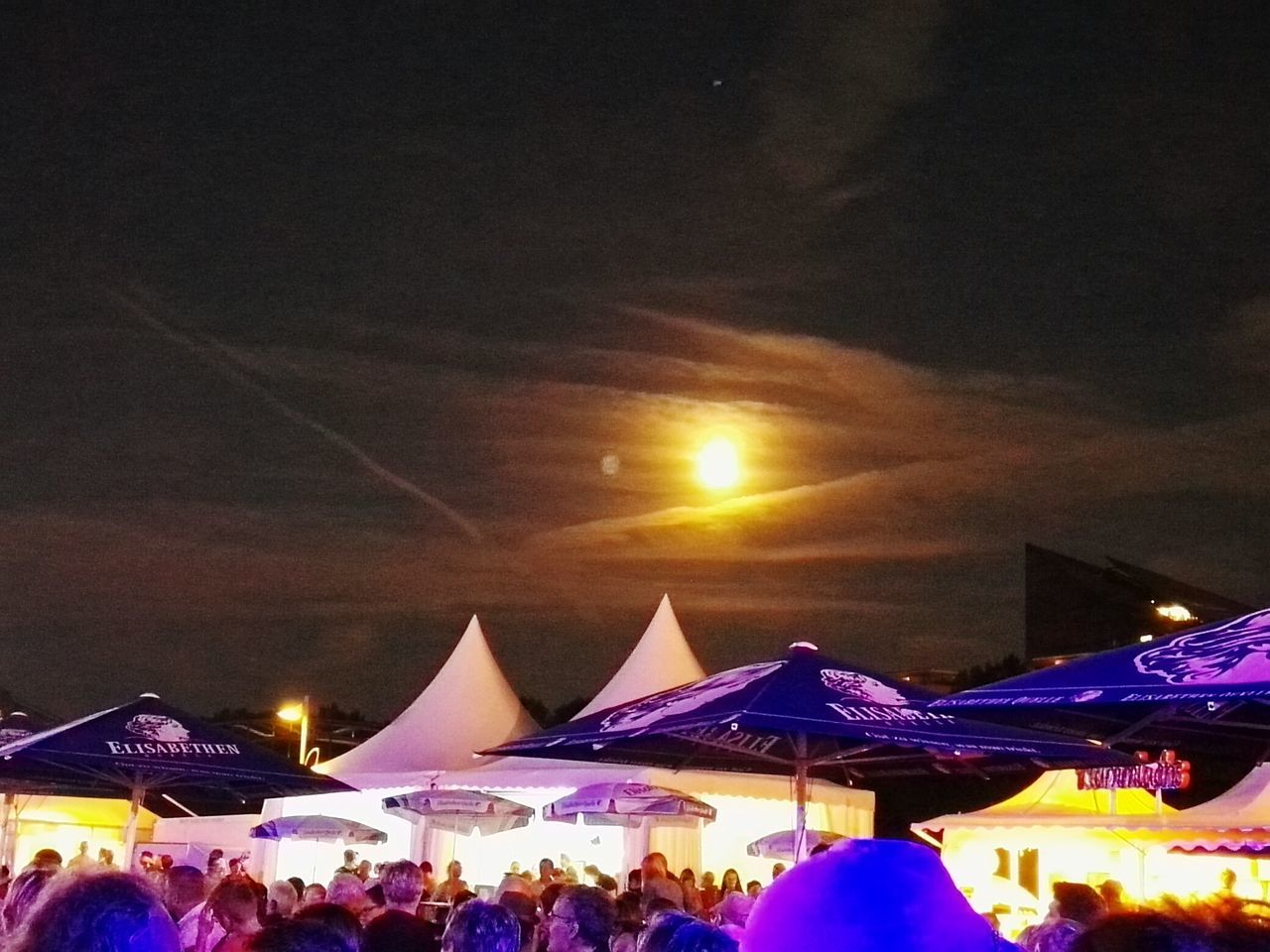 Festival Season HR 3 Sinfonieorchester Open Air Rising Moon Weseler Werft People And Places