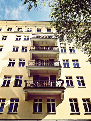 Great views at Bezirkszentralbibliothek Friedrichshain-Kreuzberg by Uecker