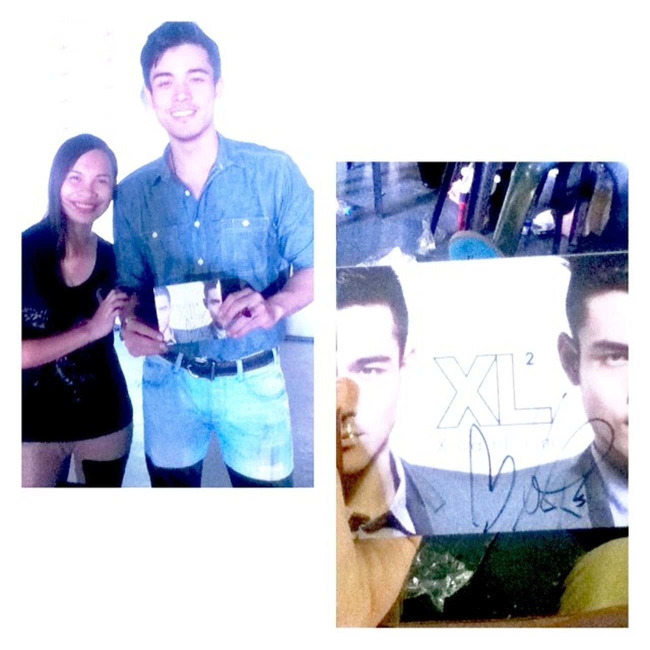 Thankyou@xianlimm!! You made our day. We love you! ❤ XianLimXL2Album