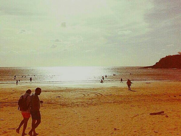 Greatmoments Boyfriend Love Beach