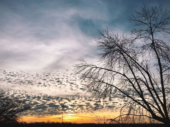 in Dayton Check This Out Relaxing Taking Photos Nature EyeEm Nature Lover Silhouette Beautiful Clouds And Sky Clouds