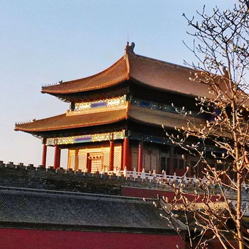The Imperial Palace,Beijing