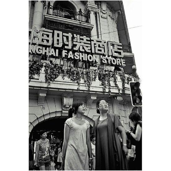 Fashion | Shanghai | Neopan400 Blackandwhite film | leica m6 50mm | street