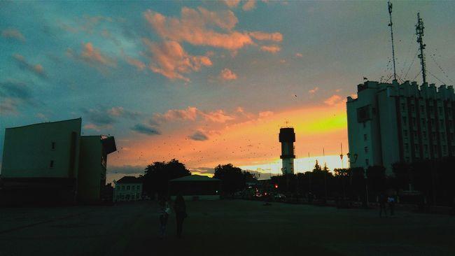 Sky fly beautiful 🌃