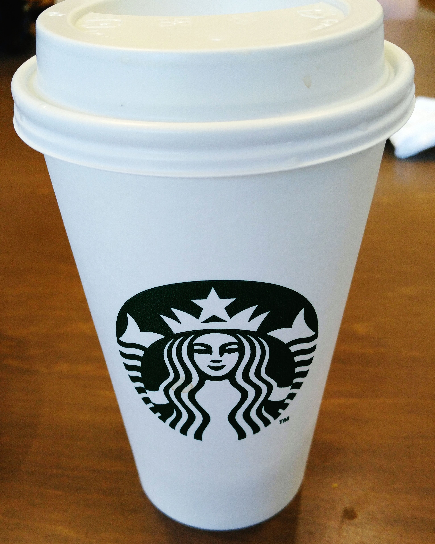 Lg V10 Starbucks 不想上班只好喝抹茶拿鐵