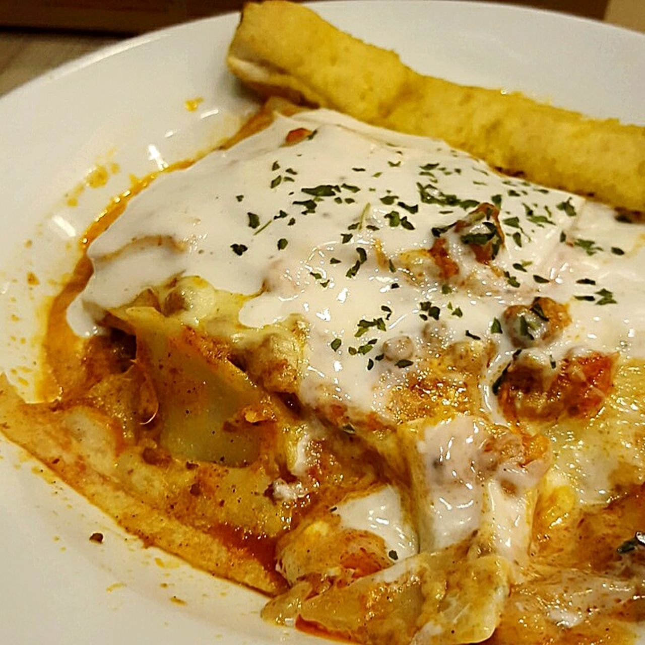 The Foodie - 2015 EyeEm Awards Foodporn Food Foodphotography Foodspotting Foodstory Snapshot Foodie Lasagna Ohhlala