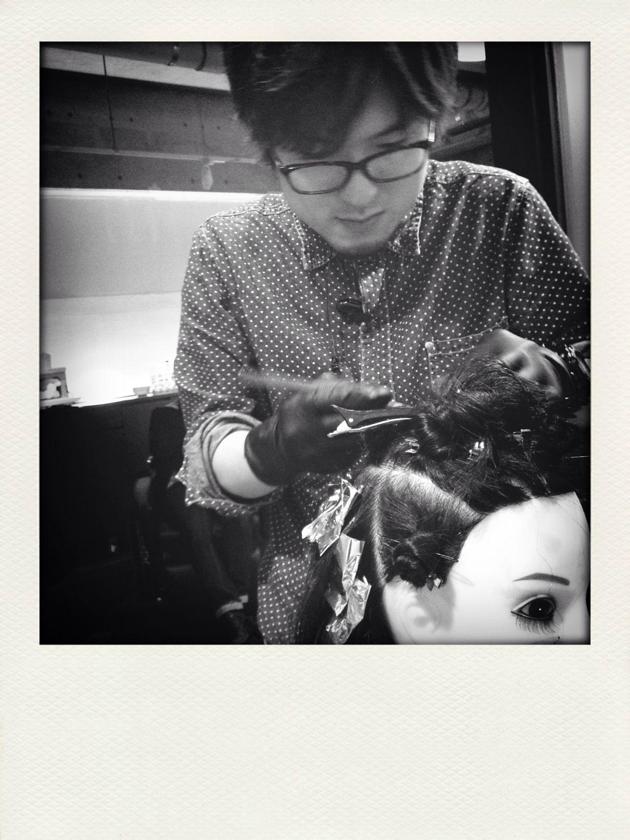 テスト Haircut
