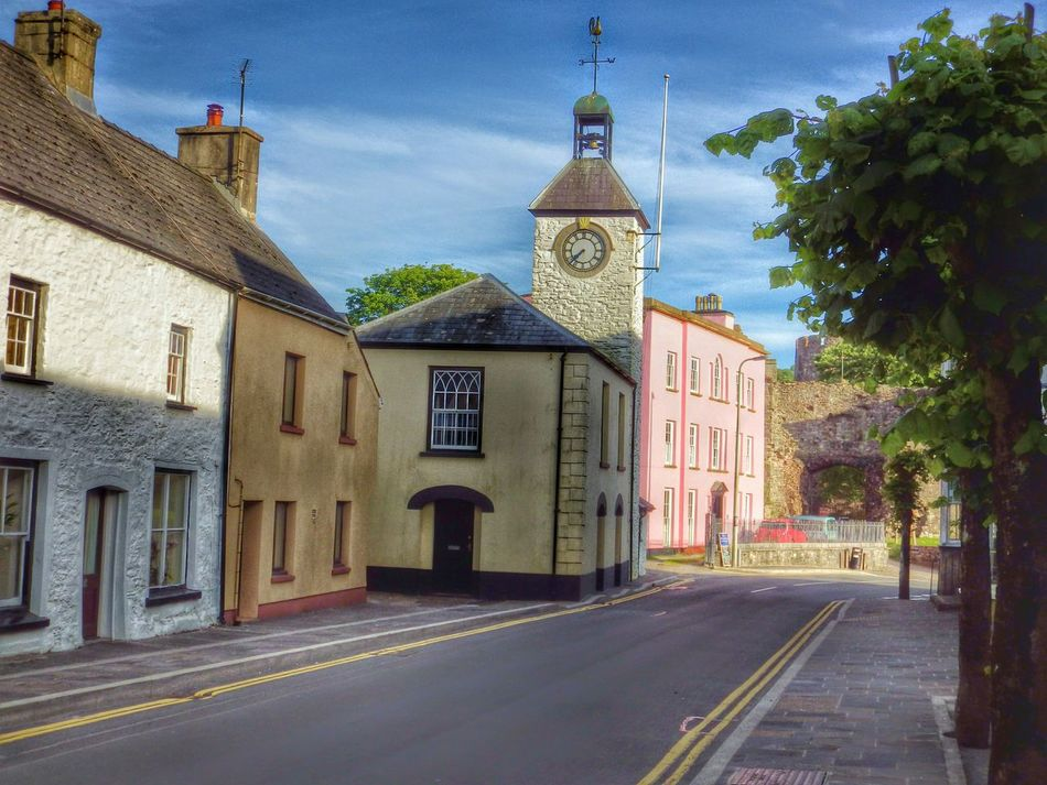 Wales Photography Taking Photos Check This Out Clocktower Amazing Architecture Architecture Architectural Detail Old Buildings Oldtown