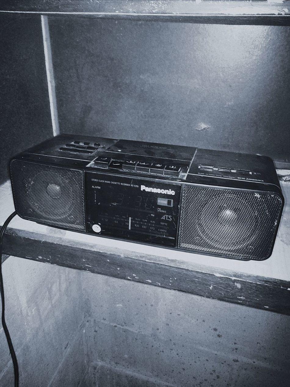 No People Close-up Fuckit Music Oldschool Art Gallery Black And White Photography Eyeem BestShots Cassettetape Jammin Hangs Monochrome Photography Monochrome_life Blackandwhite Photography Monochrome