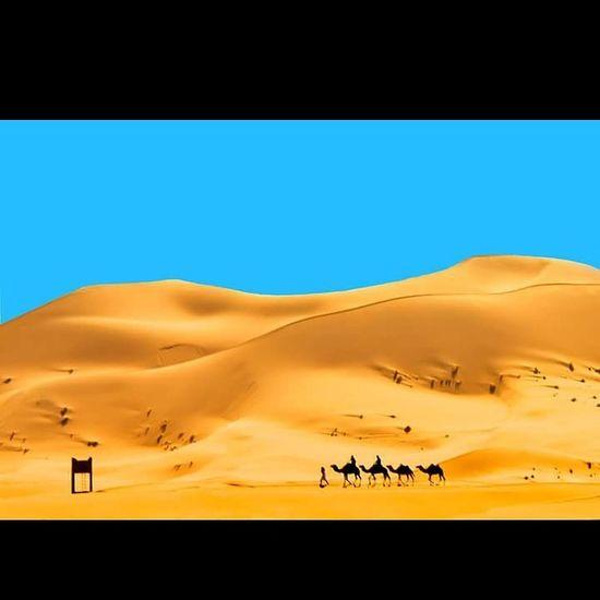 Saharadesert MoroccoTrip Moroccandaytours.com Bestholiday Tranquility