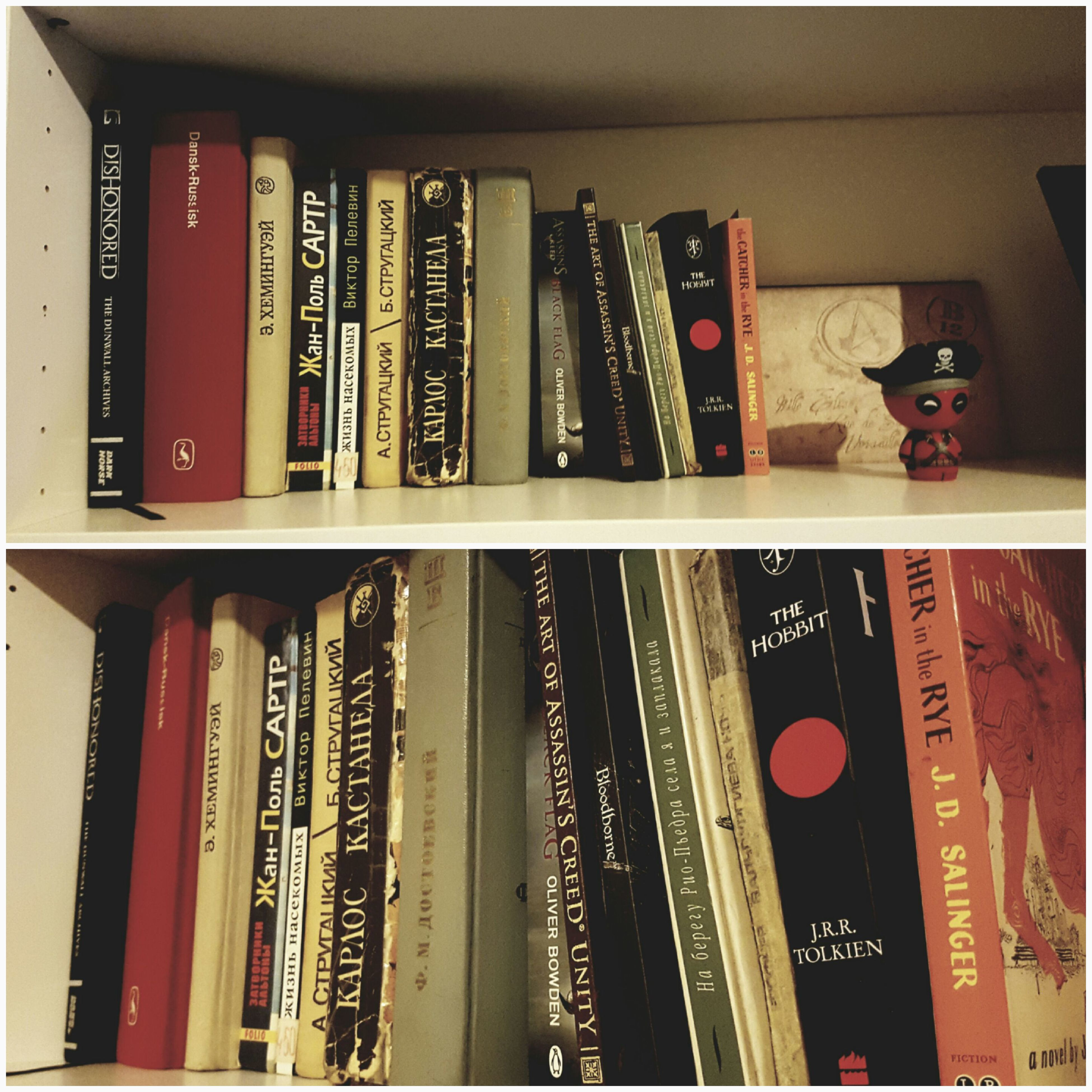 Books are my best friends. Books Bookshelf Deadpool Best Authors