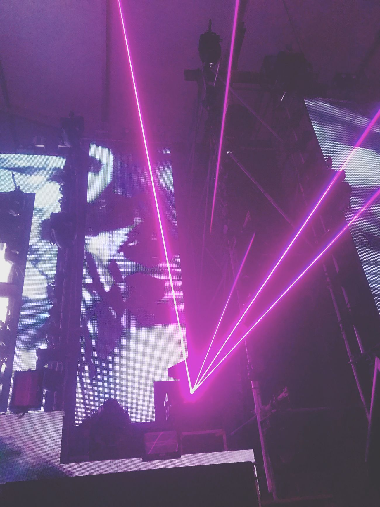 There's something about raves Raves RaveSleepRepeat Decadence Arizona Lights Pink