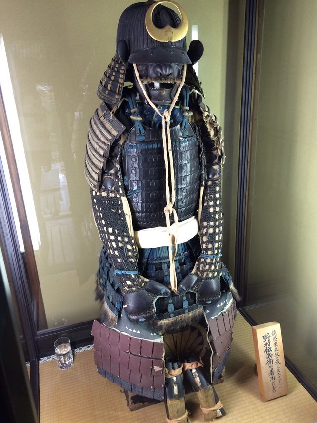 Old samurai armor,inside the temple 🇯🇵 Armor Samurai Japan Temple Visiting