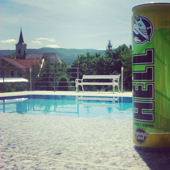 Reklám Dedestapolcsany Hungary Pool Bükk mountain holiday church hell summer mik