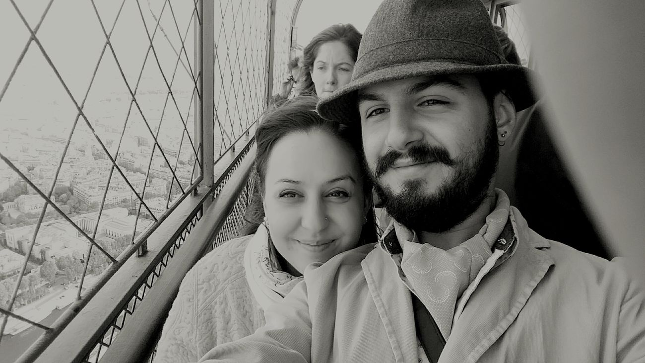 Me&MyLove Paris ❤ Torre Eiffel