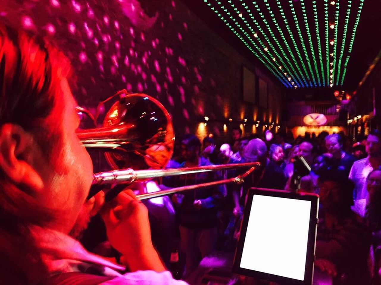 Music brings us together Arts Culture And Entertainment Music Brings Us Together Music Horn Brass Instruments Nightclub Concert