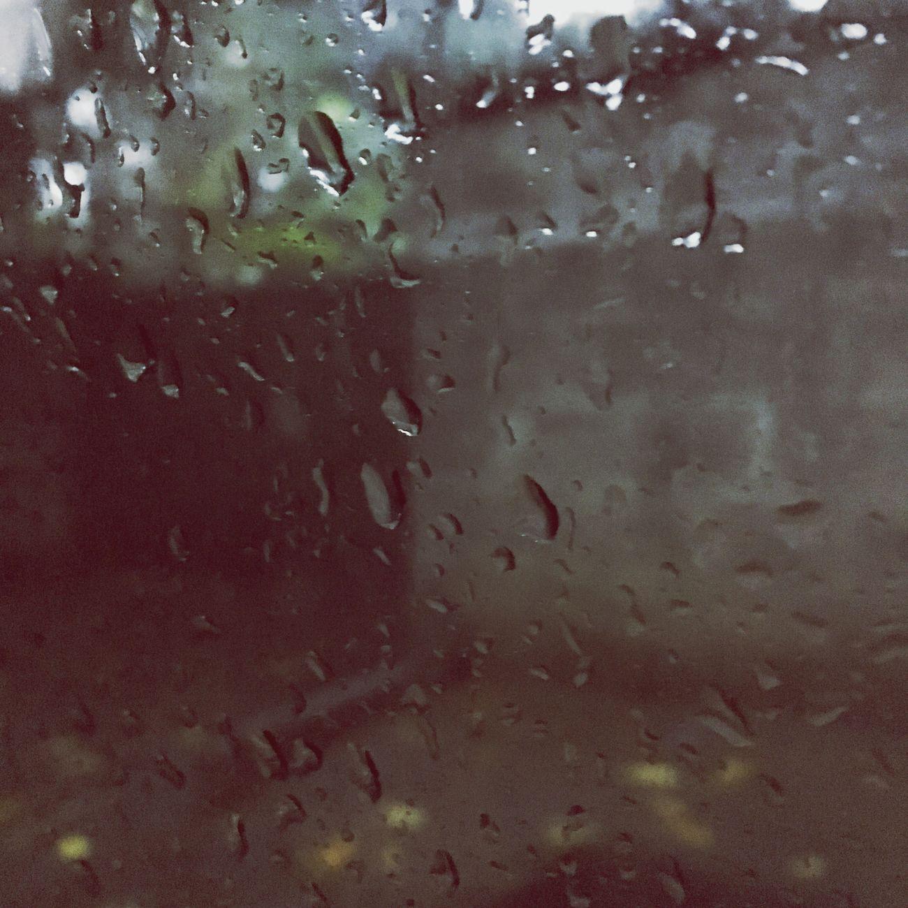 The best thing one can do when it's raining is to let it rain. Rain Rainy Days Makati City Makati Gloomy Gloomy Day Gloomy Weather Dark Raindrops Raindrops On My Window