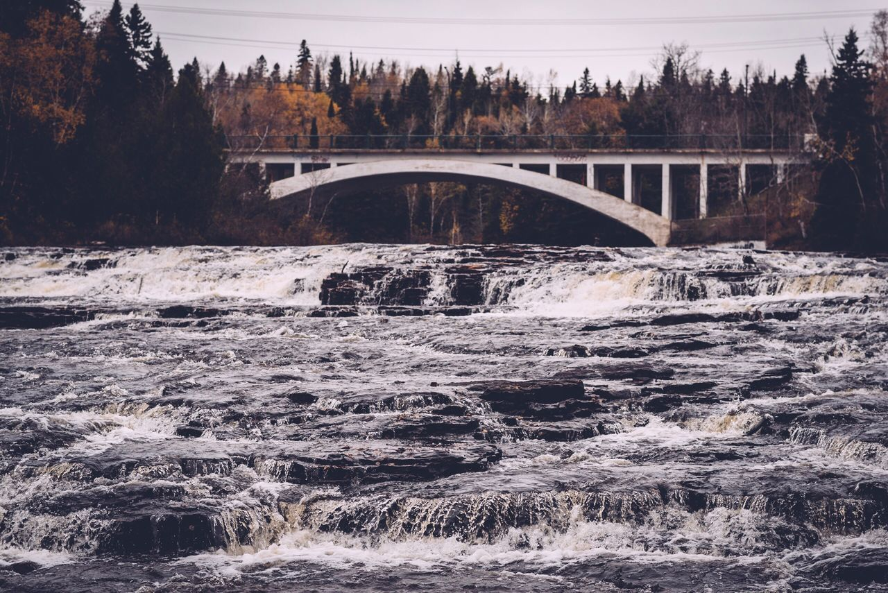 Rapids. Nature Water Tree Beauty In Nature Outdoors Winter Scenics No People Cold Temperature Day Horizontal Beauty In Nature Tranquil Scene Nature Autumn Tranquility Rushingwater