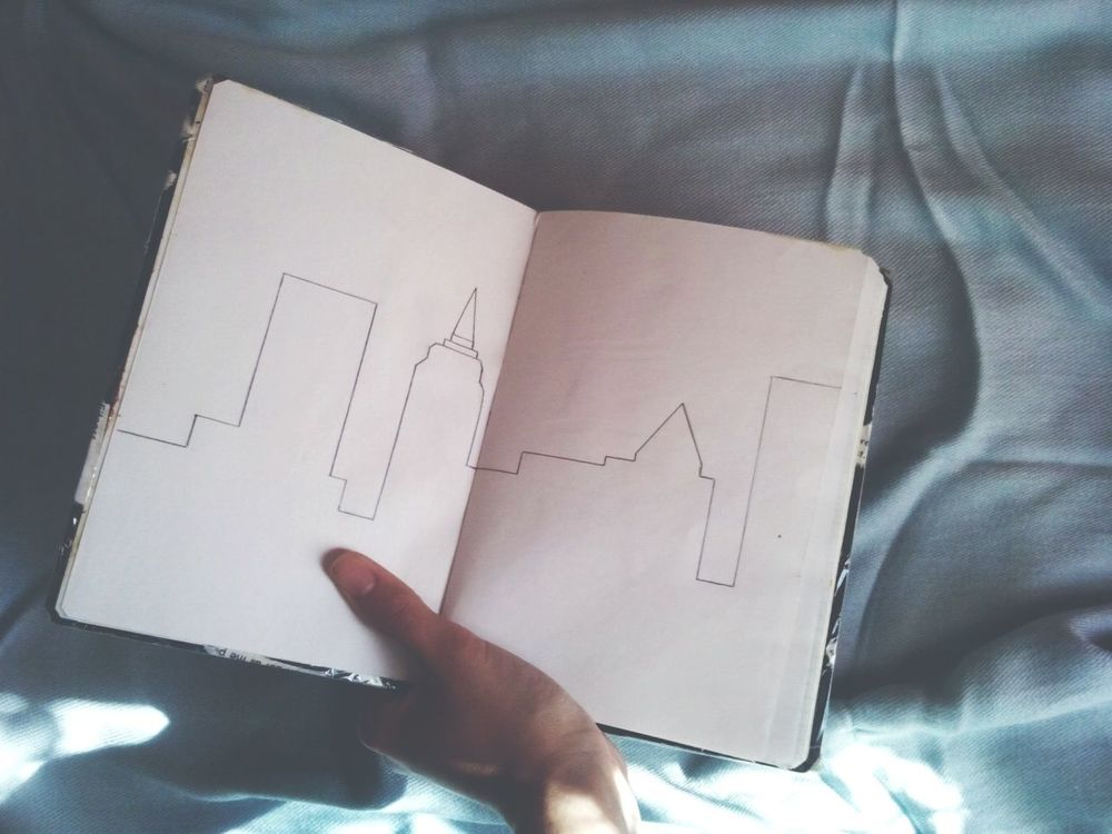 Picture Drawing EyeEm Best Shots Buildings Architecture Scketchbook