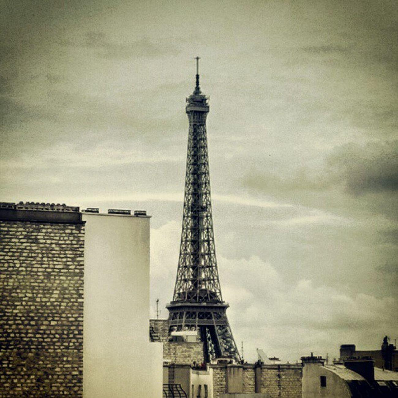 Another day, another view. #ParisTweet Paristweet