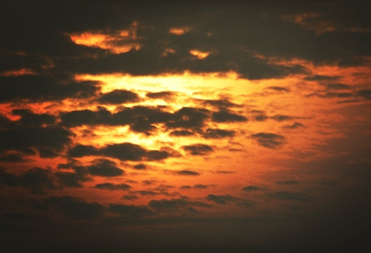 Morning Sky Beautiful Lovely