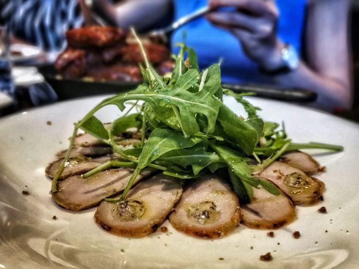 Salad Pork Salads