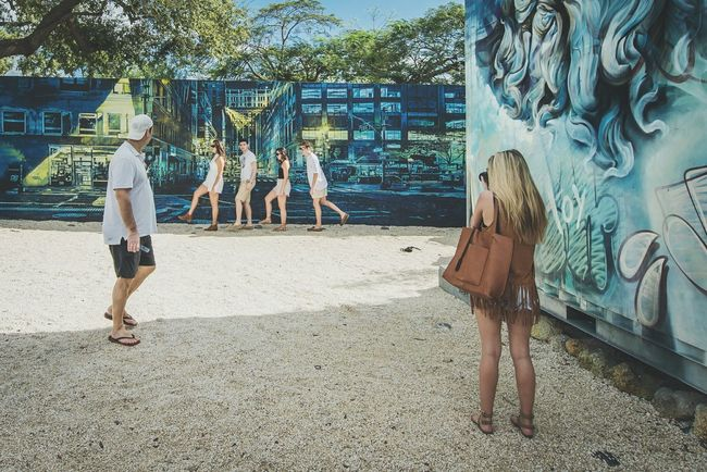 The Tourist Wynwoodwalls Miami Florida Streetphotography Streetart People Watching Seeing The Sights Enjoying Life Nikon Huffpostgram Natgeotravel Eye4thestreets