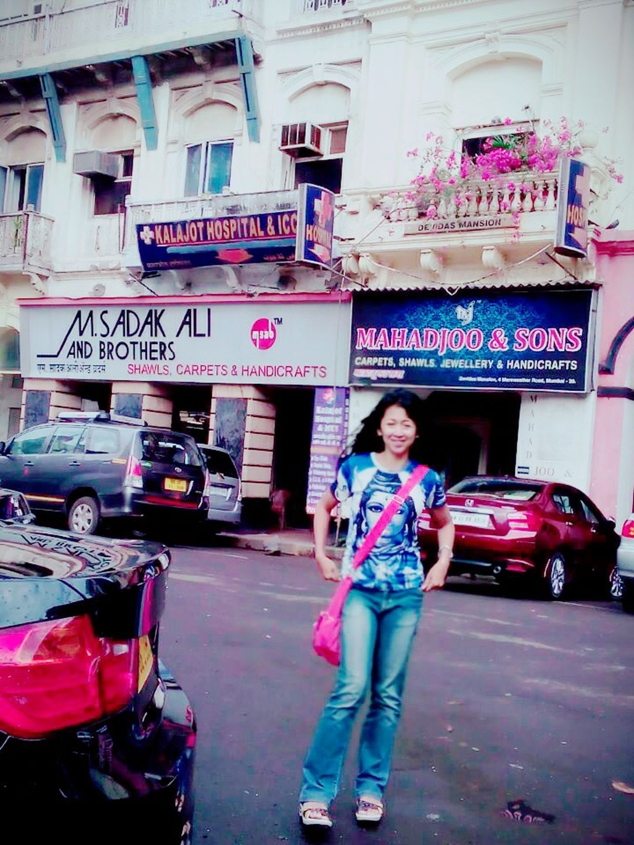 Overjoyed, over loved, over you... Colaba Mumbai Travelling Shiva Tshirt Tshirt Designer Pictureoftheday Heyitsme
