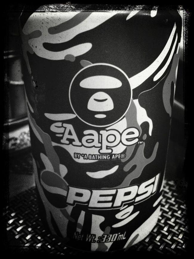 Hong Kong Pepsi Bathing Ape