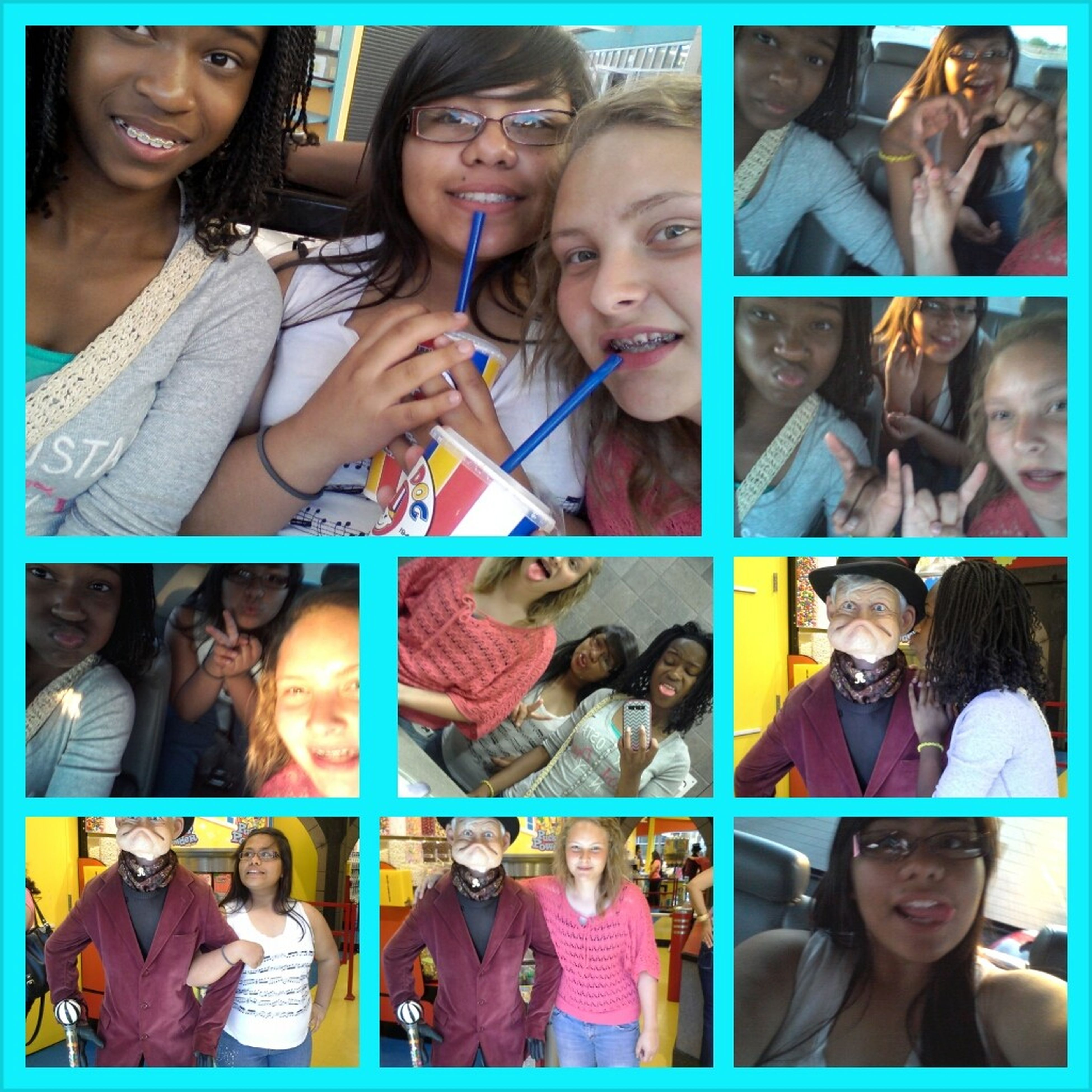 Had so much fun with my besties on Saturday! I love my little poops! <3 <3 Girls Day Out! Bestfriends <3 People I Trust