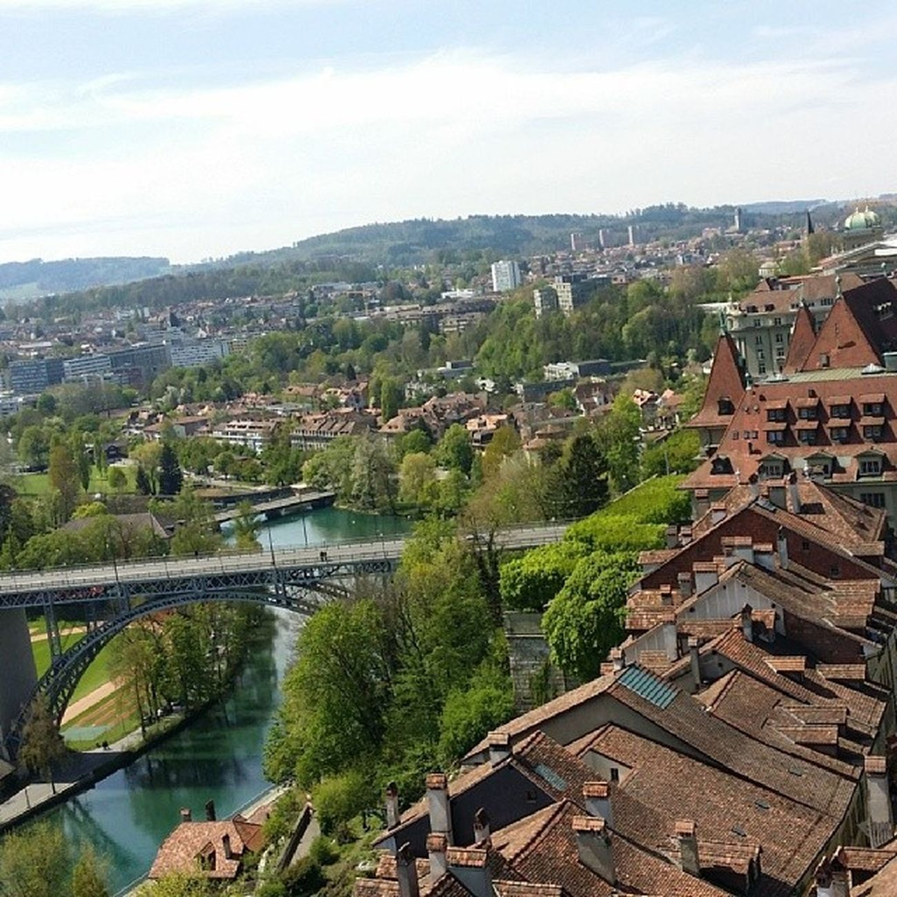Memory_of_Switzerland Bern_theCapitalCity Wanna_go_back لك_شوق_يا_سويسرا