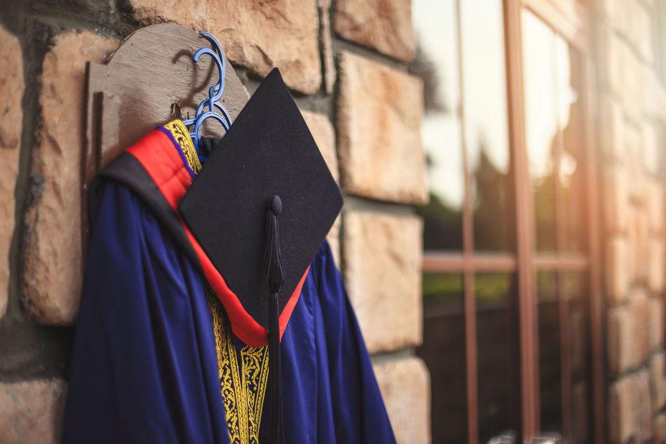 Beautiful stock photos of graduation, Achievement, Anticipation, Black Color, Blue