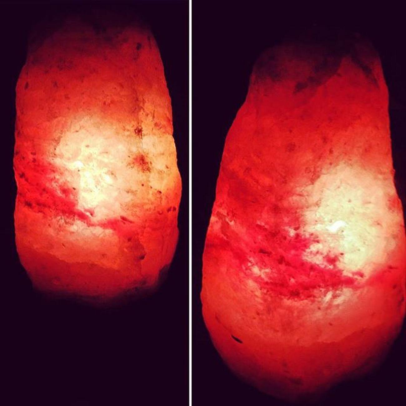 Himalayansaltlamps Lovethemsomuch Buyingbiggeronesthisweek Naturalnegativeionizers neutraliseharmfulwavelengths positivehealthbenefits