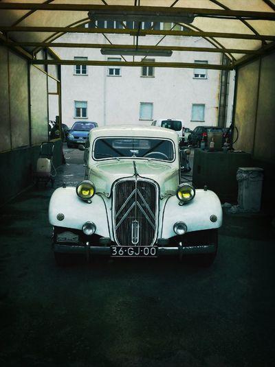 Working Vintage Cars
