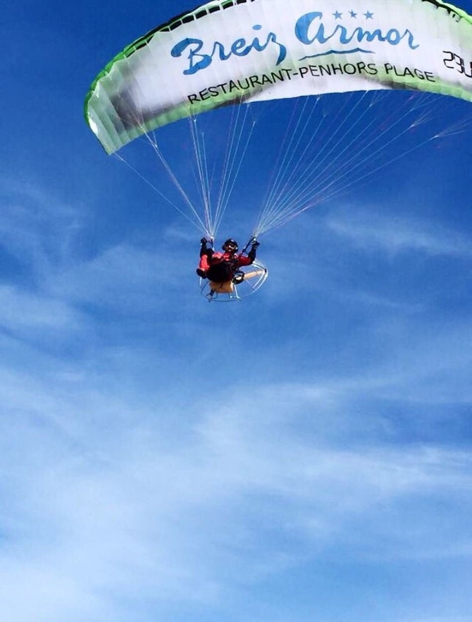 Paramotor Likes Lifestyle Photography Follow Pointedelatorche Finistere