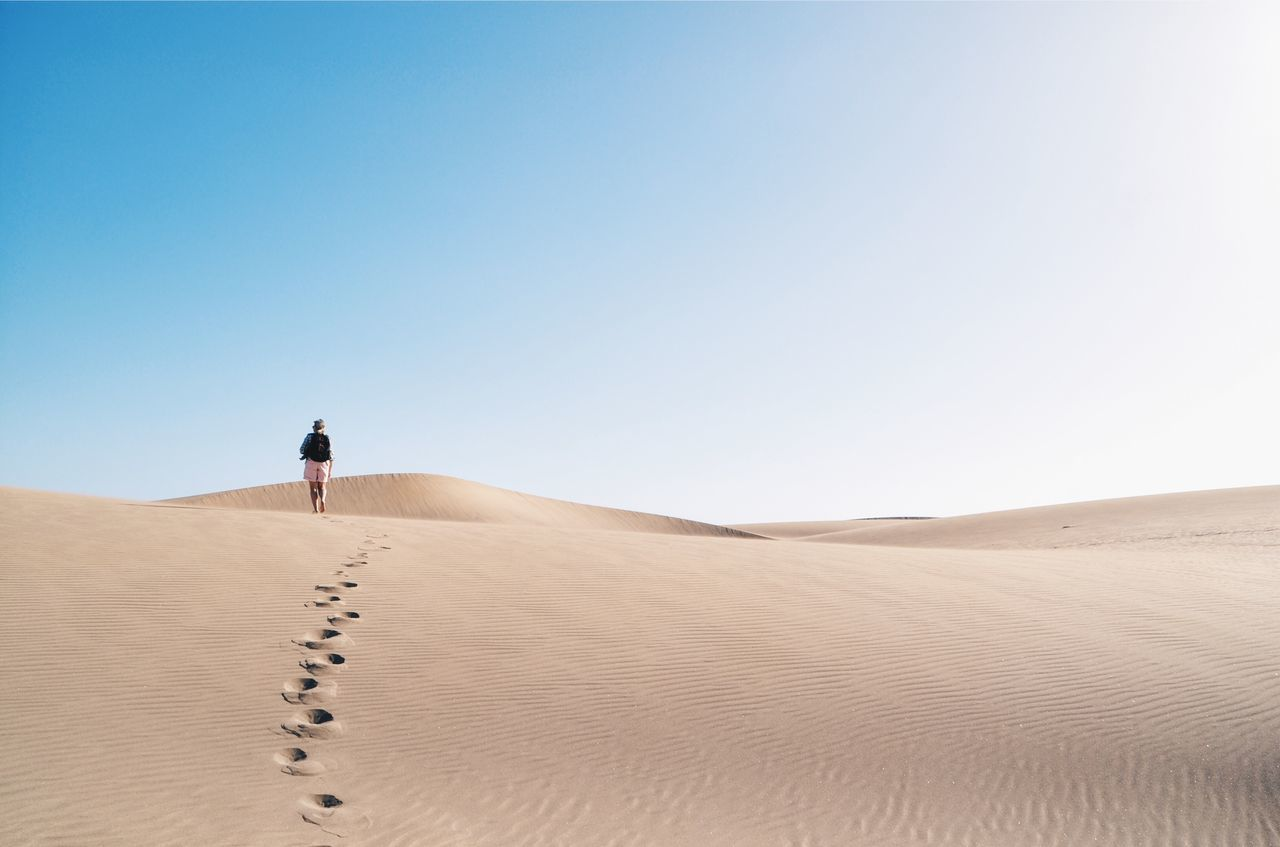 Beautiful stock photos of wüste, Arid Climate, Barren, Beauty In Nature, Copy Space