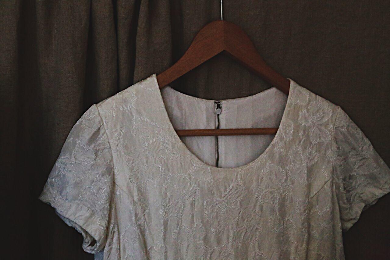 Fashion Dress Wedding Fashion&love&beauty Hanger Sewing Material Fabric Fabrics Pattern White Naturmaterial