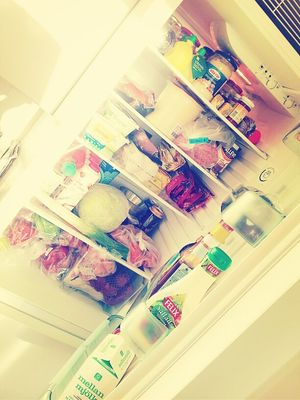Fridge by Maria