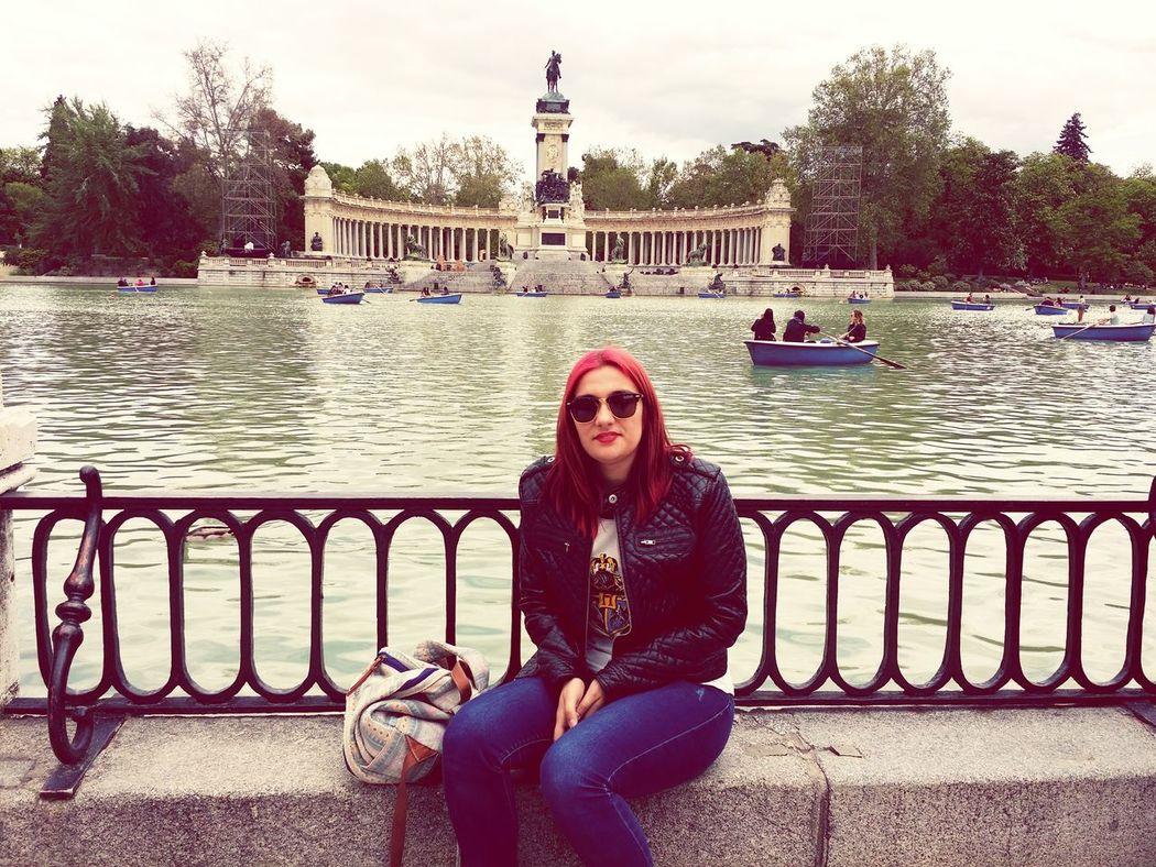 Enllamas Lipstick Fashion Make Up Madrid Girl Redhair Tumblrgirl Redlips Tumblr Pelirroja Fashiongirl  Girltumblr Outfit