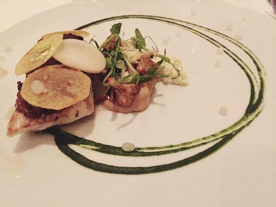 Baraka Restaueant, dinner, cod, fish Food