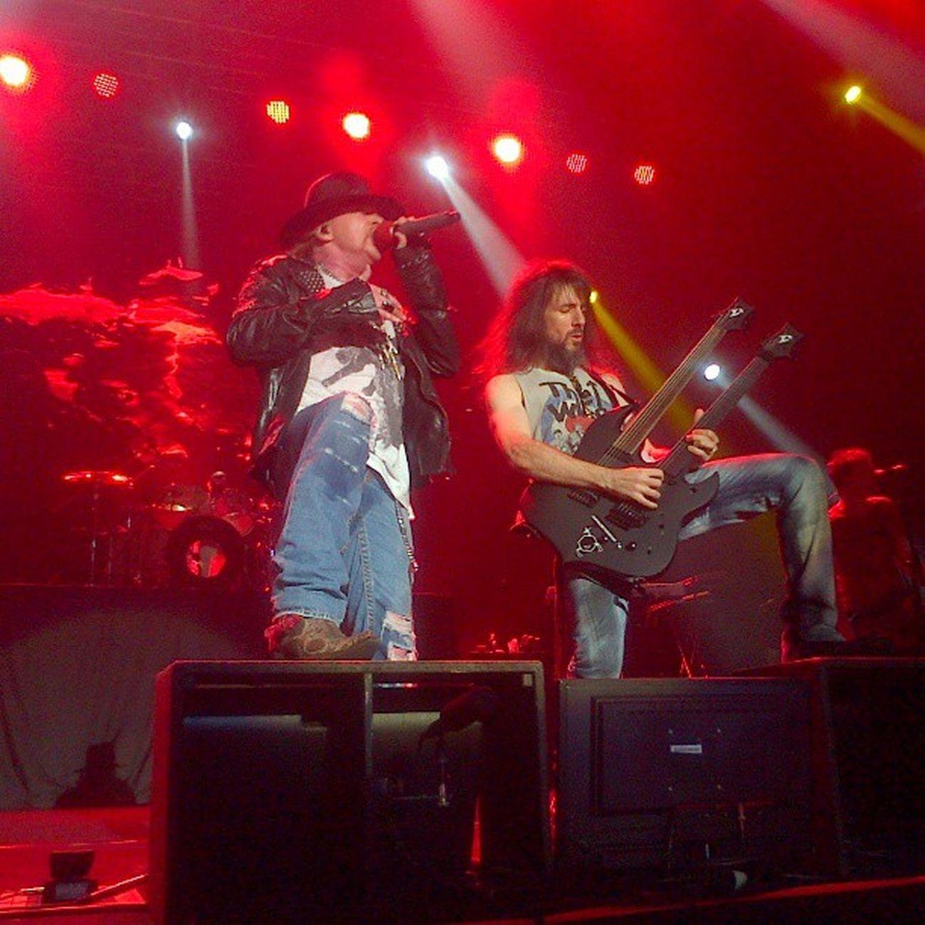 AXL & Bumblefoot Axl Bumblefoot Concert Gunsnroses liveinjakarta streetphotography shotbybimo