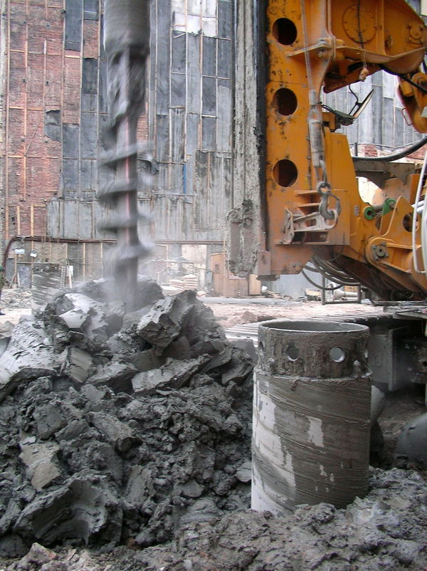 Excavators Volga Architecture Built Structure Close-up Construction Machinery Construction Site Core Hole Day Deep Hole Earthworks Heat - Temperature Industry Metal Industry No People Outdoors Russia