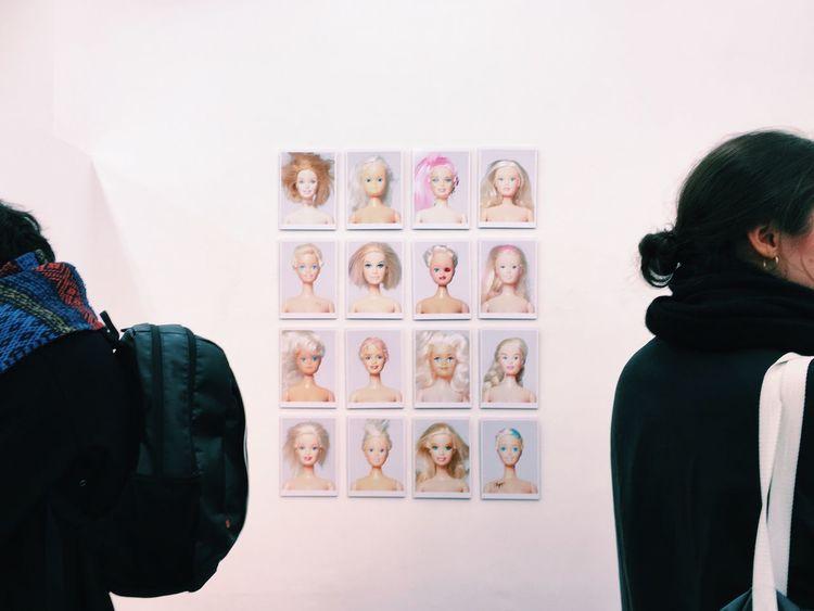 Barbie Art Photography