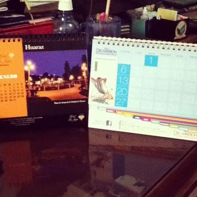 Calendarios del WorkShopp lo mejor Job Peru Oficc Igersperu work shopp instadaily oficce Tota