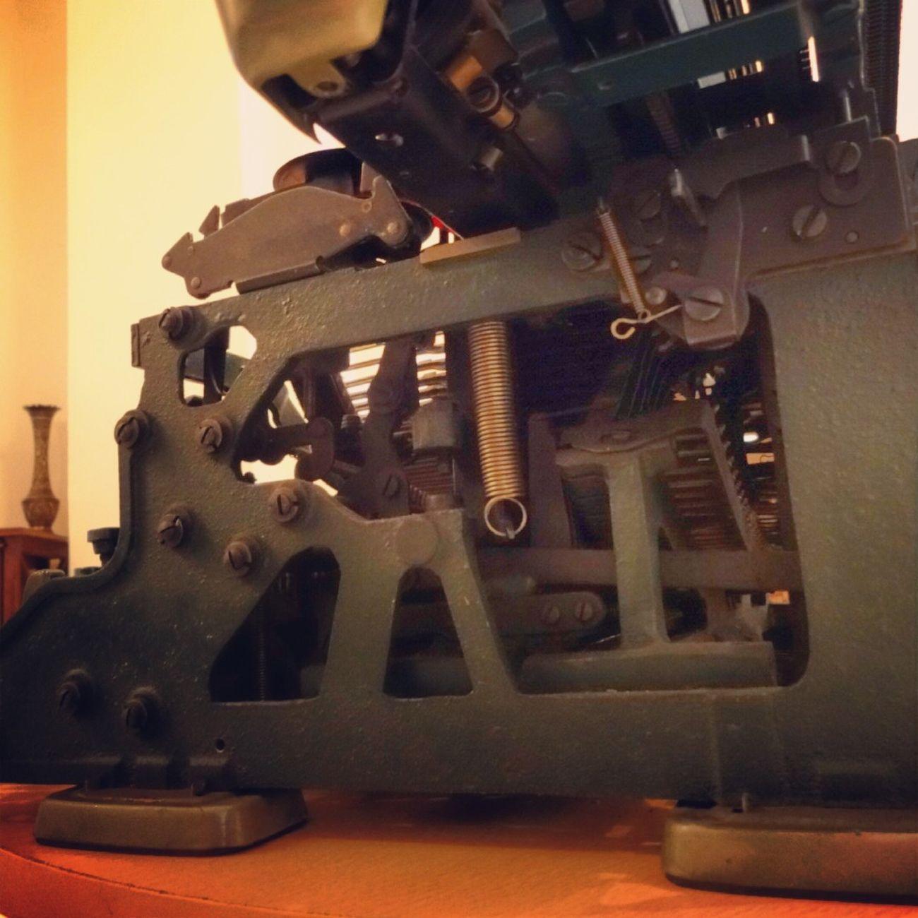 Daktilo Typewriter Letters Hgstudyo