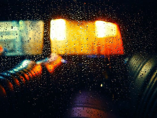Window Glass - Material Wet Transparent Rain Weather Drop Close-up Water Vehicle Interior Sunset RainDrop Looking Through Window Rainy Season Sky Backgrounds Adult Day Traveling Home For The Holidays 2cv Citroen