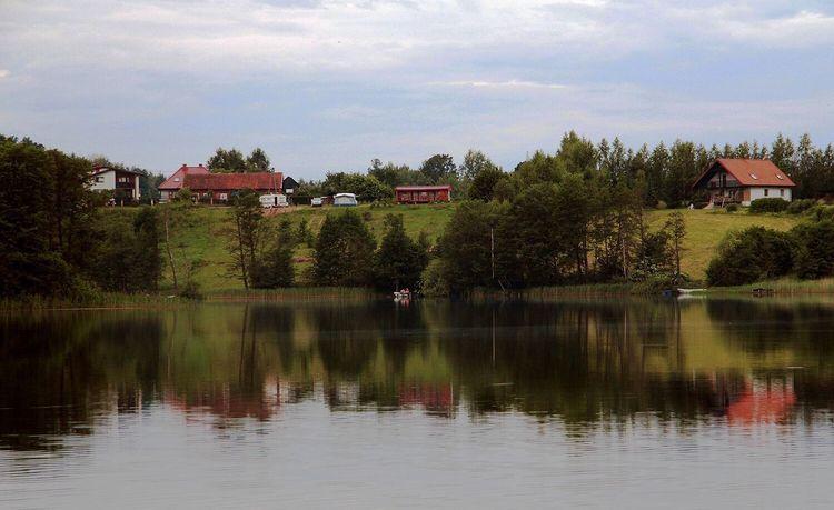 Mazury Water Lake Poland Nature